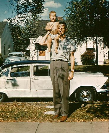 Fields family 35mm slides