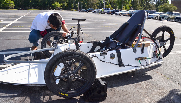 2018 STEM Electric Vehicle Rally