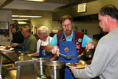 Nov 13, 2004 - Steak Dinner