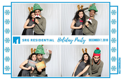 Sares Regis Residential Holiday Party