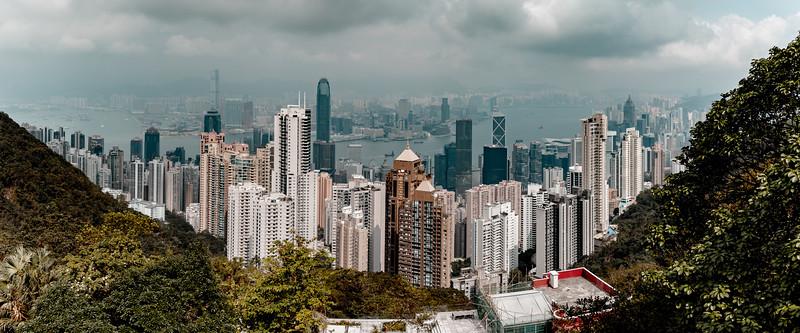 Hong Kong Island (North)