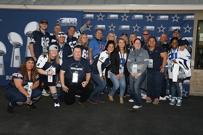 2018 New Orleans Saints at Cowboys Tailgate