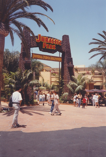 Universal Studios in Hollywood
