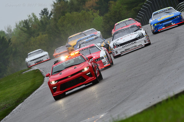 2017 NASCAR Pinty's Series Can-Am 200 at CTMP