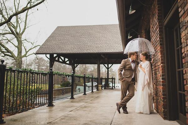 Cornelia Community House Wedding:  Lauren & Avery