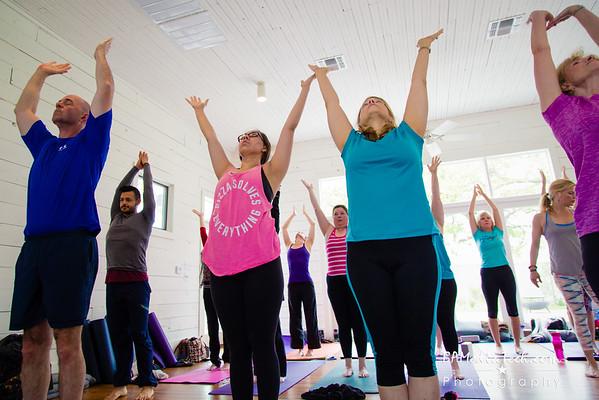 Yoga Retreat Spring 2015