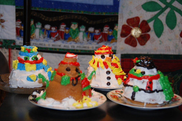 Snowmen Contest