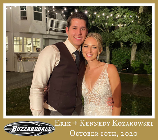 OCTOBER 10TH, 2020 | Erik + Kennedy Kozakowski
