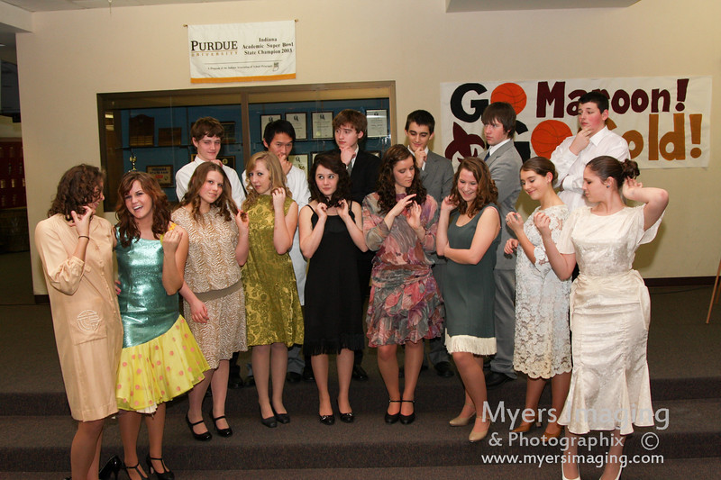 Lu High Dinner Theater Feb 2011
