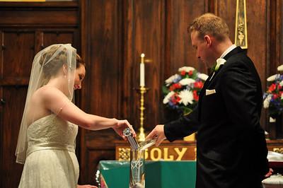 Joe &Crystal Wedding - The Ceremony