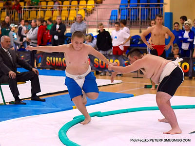 Poland Sumo Cup Warsaw october 2015