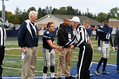 Coin Toss and Ribbon Cutting