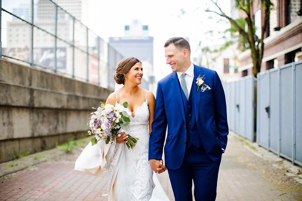 Meredith + Nick: Wedding
