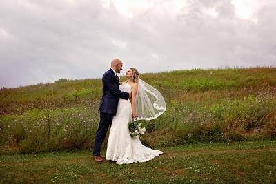 Ashley & Nick Foster....wedding