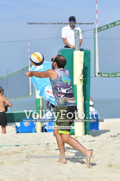 presso Zocco Beach PERUGIA , 25 agosto 2018 - Foto di Michele Benda per VolleyFoto [Riferimento file: 2018-08-25/ND5_8459]