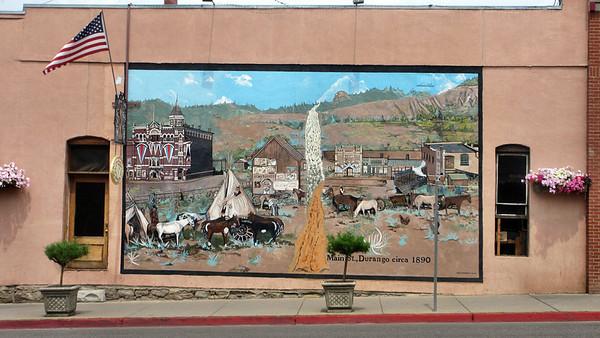 Durango, Colorado & DoubleTree Hotel