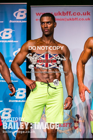MEN'S PHYSIQUE OVER-178 CM