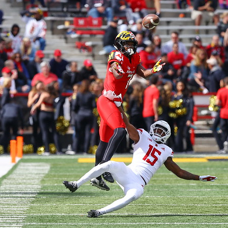 20181013_1200 College Football Rutgers at Maryland Terrapins