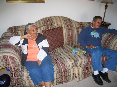 Rodriguez bring vistors from Puerto Rico