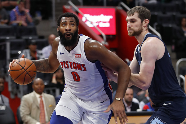 Andre Drummond 8-13-19