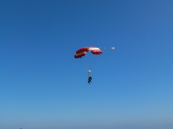 SkyDive Monterey Bay at Marina Airport