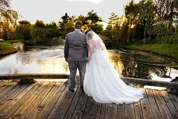 Alyssa + Matt's Wedding