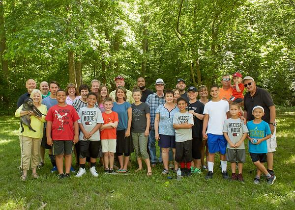 2018 Family Reunion - Giant City