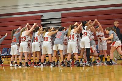 GV Basketball vs WHS 12-2-16