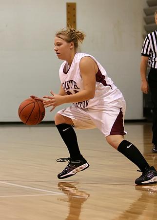 SNHS Girls Basketball vs Frontier 2007