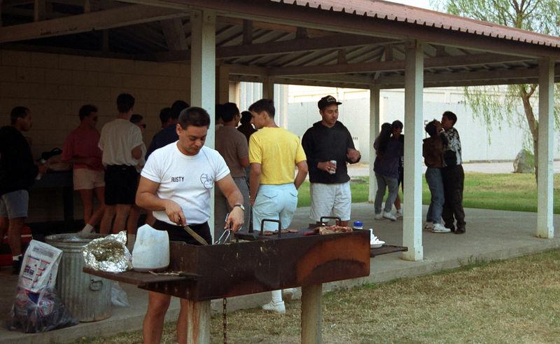 1992 09 19 - BBQ at Falcon field 15.jpg