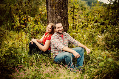 Brandon and Morgan (engagements)