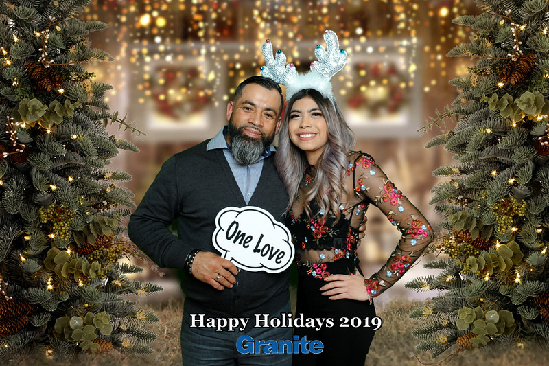 Granite Properties Holiday Party Photos 2019