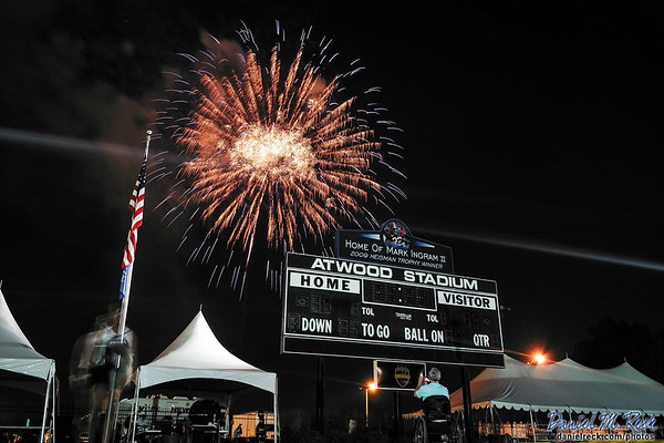 Independence Day at Kettering's University's Atwood Stadium