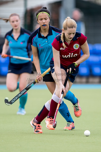 Olton Ladies 1st XI vs ISCA Univ Ladies 1st XI 2nd Mar 2019