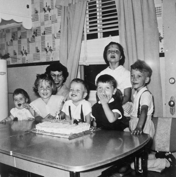 Jim's 2nd birthday