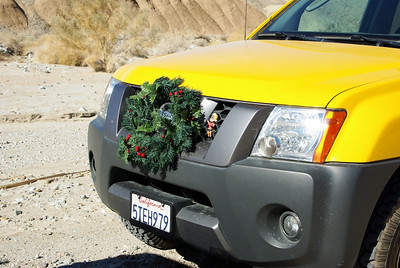 Xmas in Anza Borrego - Dec 2007