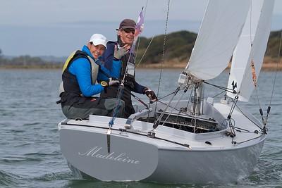 Keelboat Week XOD  1 - 4 September 2020. Photos Sula Reidlinger.