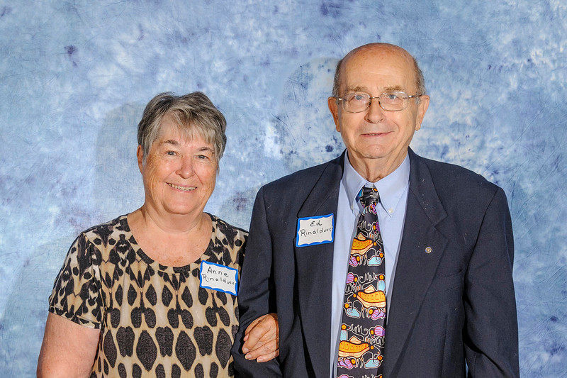 Ann and Ed Rinalducci