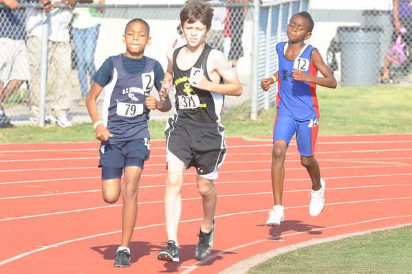B. T. Striders Pearland 2 2012