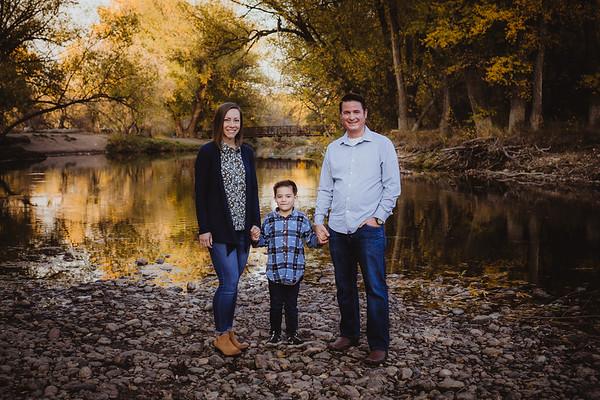 Scott, Stacie and Declan