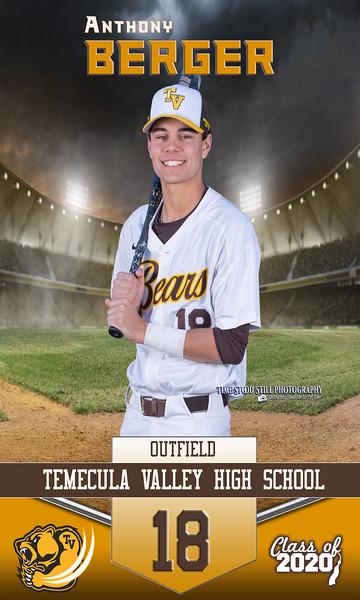 TVHS Baseball 2020