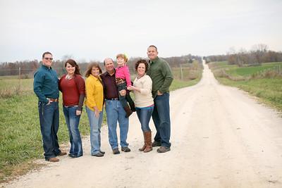 Bull-Miller- McRee Family- 2012