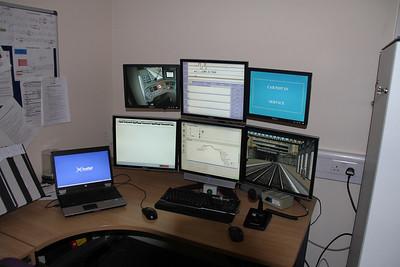 ScotRail Driver Training Simulator