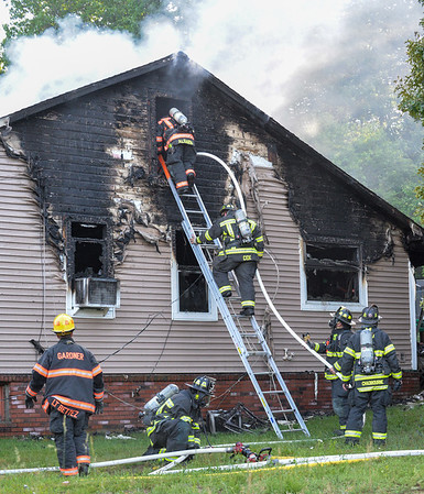 2 Alarm Structure Fire - Old Oak Ave, Westminster, Ma - 6/10/21