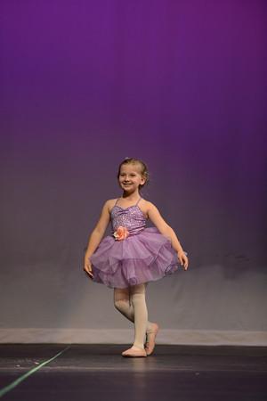 Saturday Combo Ballet