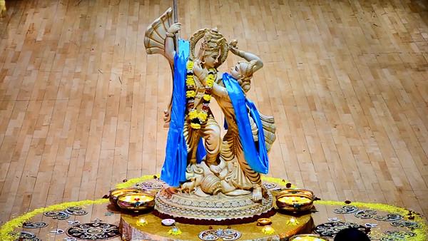Gauri Garba Dance