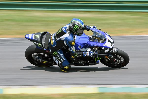 Superbikes VIR 2015
