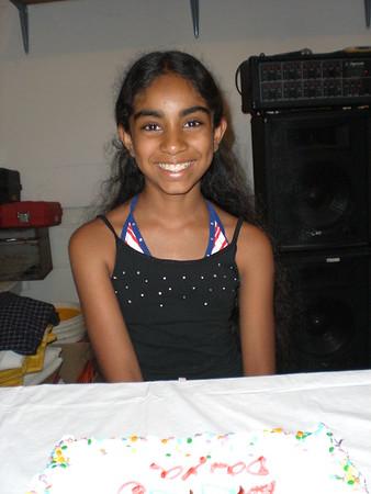 Diaya's 11th Birthday