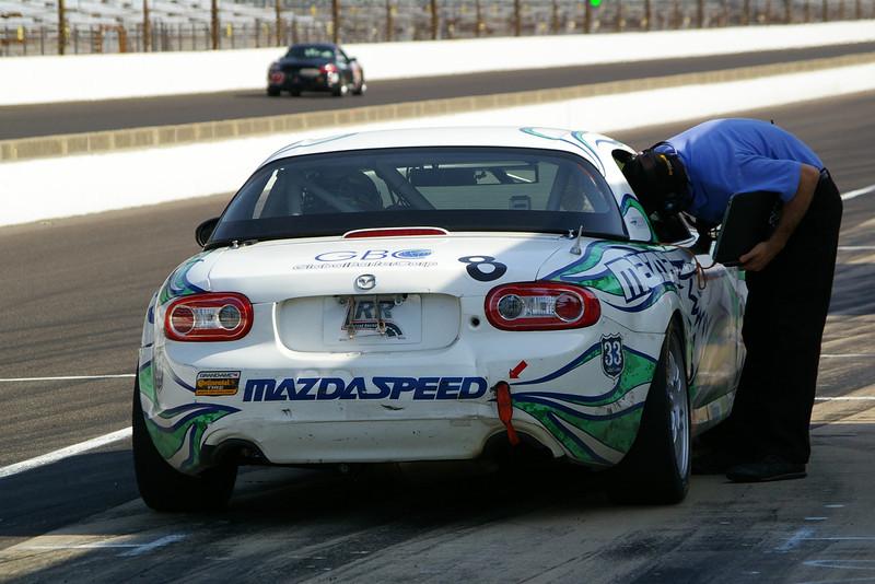 FREEDOM AUTOSPORT MAZDA MX-5