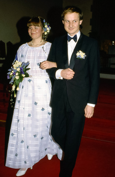 Aase og Per Chr 1979